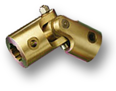 Curtis Universal Joint Company - U-Joints and TakeApart Design